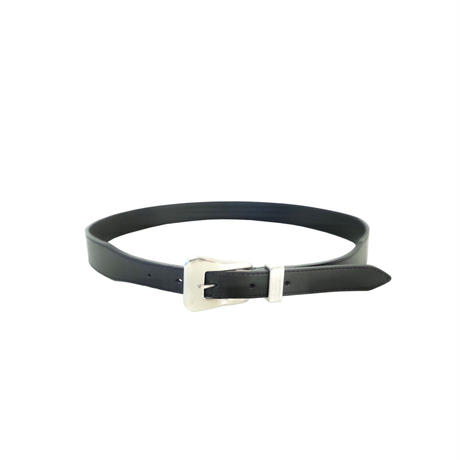 TWISTED WESTERN 2 PIECE BELT -COW SKIN-