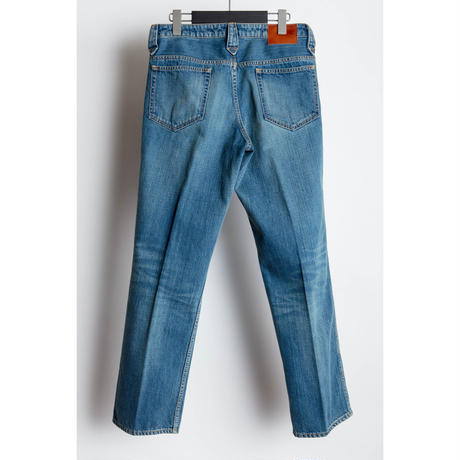 Western Regular Denim Pants. -Used Washed-