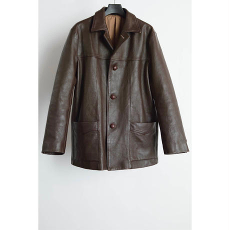 Western Half Jacket. -Sheep Leather-