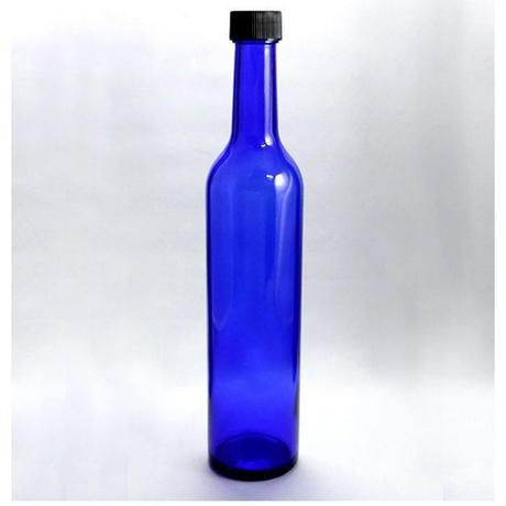 ハッピーブルーボトル HAPPY BLUE BOTTLE Cタイプ 500mL 1本