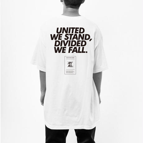 "12XU × THE M/ALL  ""UNITED WE STAND"""