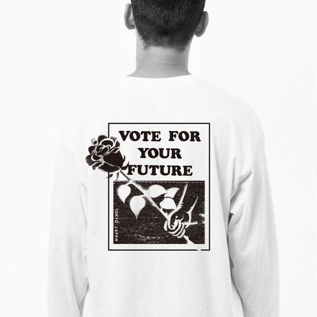 "田口悟 × THE M/ALL  ""VOTE FOR YOUR FUTURE"""
