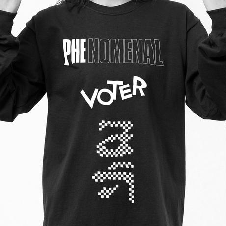 "MATERIAL × THE M/ALL  ""Phenomenal Voter and Music"""