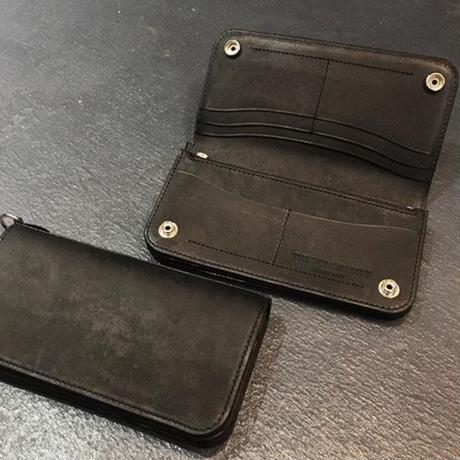 LONG WALLET (BLACK)