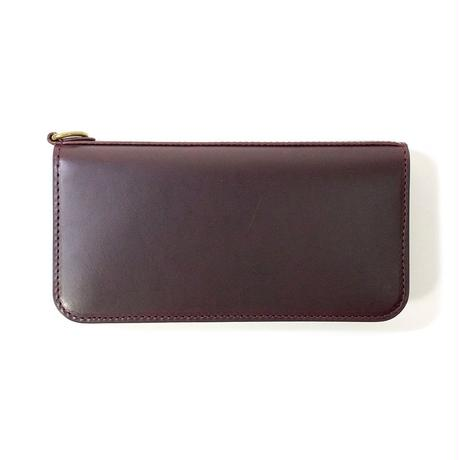 ZIP LONG WALLET (PURPLE)