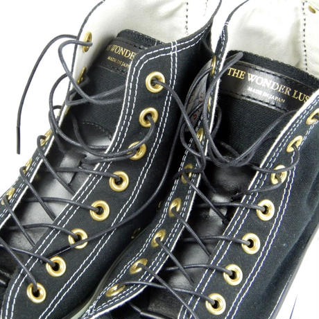 CUSTOM CONVERSE -ALL STAR- BLACK
