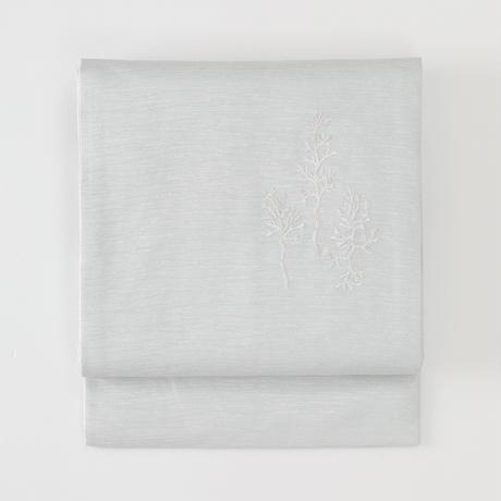 名古屋帯 刺繍 葡萄
