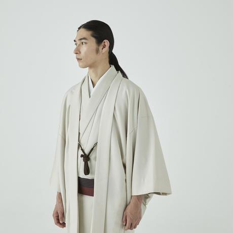 角帯 博多 麻絹 / 赤