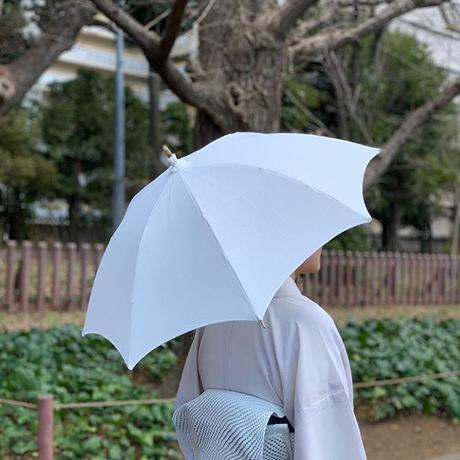THE YARD リネン 日傘