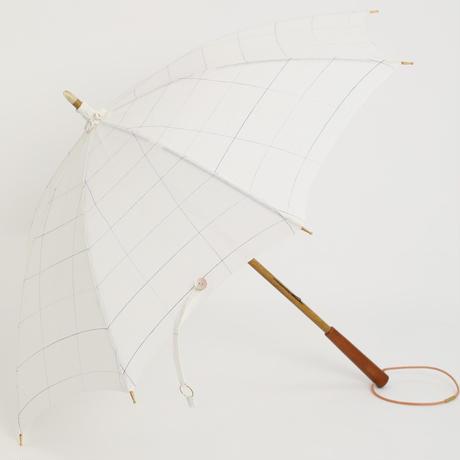 THE YARD コットンリネン 日傘