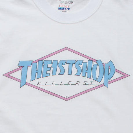 "THE 1ST SHOP ""DIAMOND"" Logo Tee"