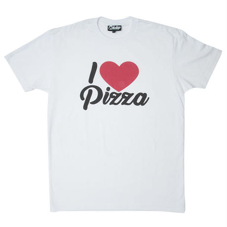 I LOVE PIZZA T-SHIRTS