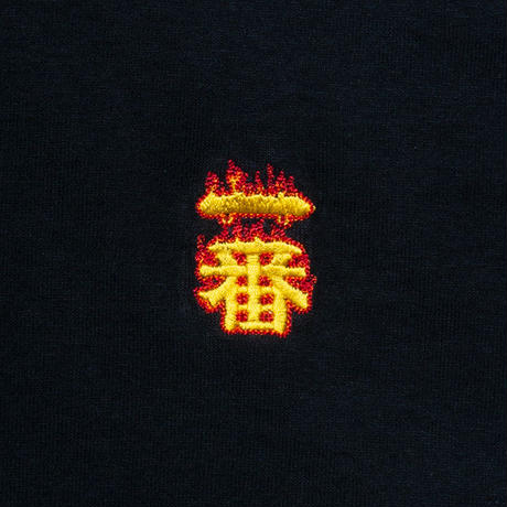 THE 1st SHOP 一番フレーム刺繍Tee