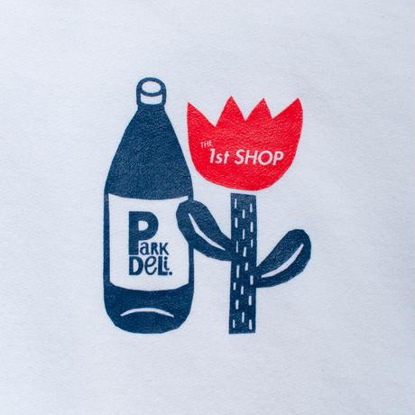 Park Deli. x THE 1st SHOP HOODIE