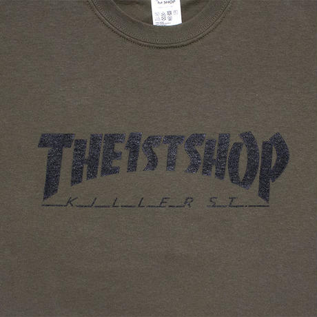 "THE 1st SHOP ""Killer St."" Tee (MILITARY)"