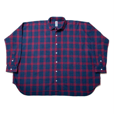 banGo Flannel Big Shirts / Made in Hawaii U.S.A.