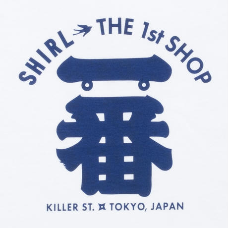 SHIRL HEADWEAR × THE 1st SHOP Tee
