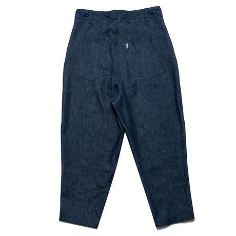 banGo Denim Wrap Pants / Made in Hawaii U.S.A.