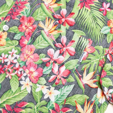 banGo Flower Aloha Shirts / Made in Hawaii U.S.A.