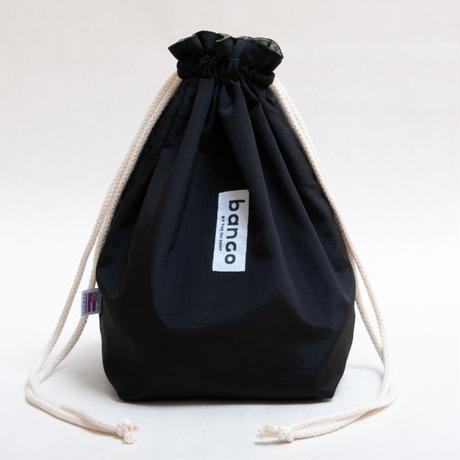 banGo 巾着 Ripstop Reversible Kinchaku / Made in Hawaii U.S.A.