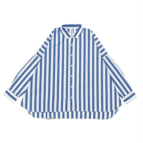 banGo STRIPE BIG SHIRTS / Made in Hawaii U.S.A.