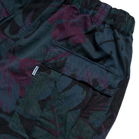 banGo Overdyed Cargo Shorts / Made in Hawaii U.S.A.