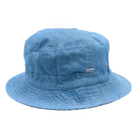 bagnGo 鹿の子 Hiyoke Hat / Made in Hawaii U.S.A.