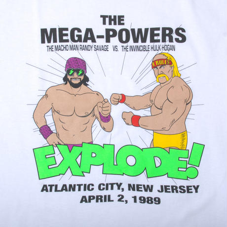 MEGA-POWERS Tee