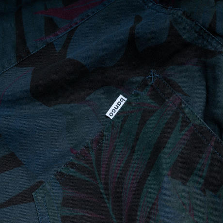 banGo Overdyed 5Pocket Pants / Made in Hawaii U.S.A.