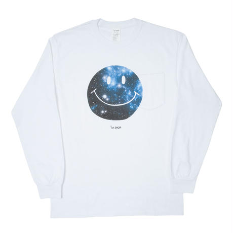 JACKSON MATISSE x THE 1st SHOP Universal Smile L/S Tee