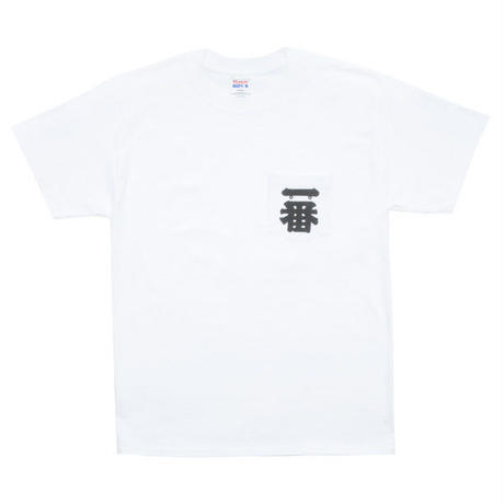 THE 1st SHOP 一番 Pocket Tee