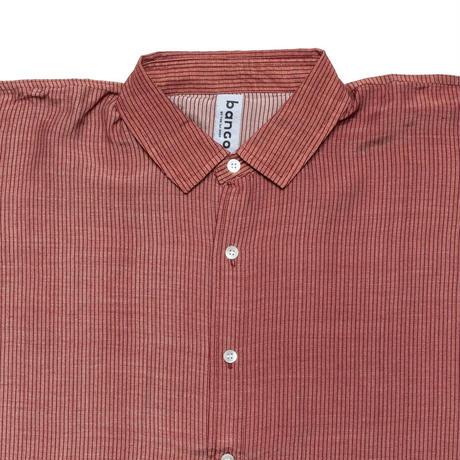 RAYON BIG SHIRTS ( RED )
