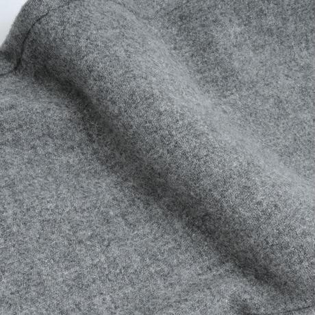 SREFAOL / WOOL TWEED EASY PANTS / Made in U.S.A.