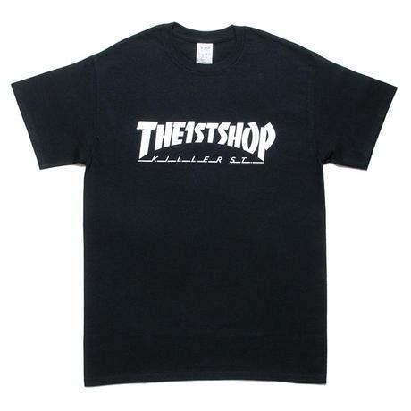 "THE 1st SHOP ""Killer St."" Tee (BLACK)"
