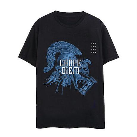 カルペ・ディエム~今を掴め~ツアー 限定Tシャツ【B】(ブラック)