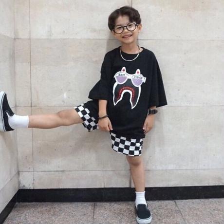 APEオーバーサイズTシャツ☆kids