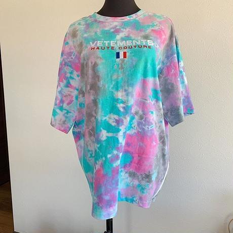 タイダイユニセックスTシャツ