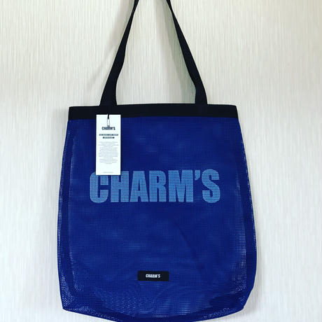 CHARMSメッシュトートバッグ