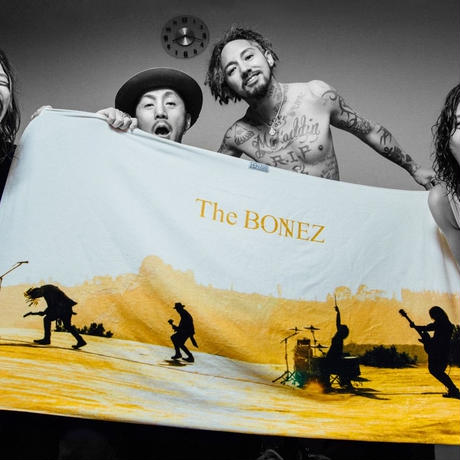 LEUS x The BONEZ SURF TOWEL
