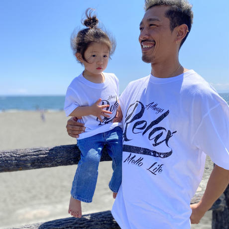 Relux kids Tee by The Rollinfly