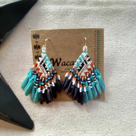 Native beads pierce (14kgf)by Wacana