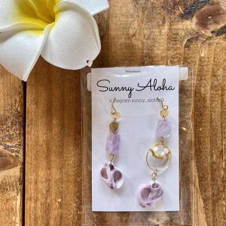 Natural stone pierceby sunnyaloha