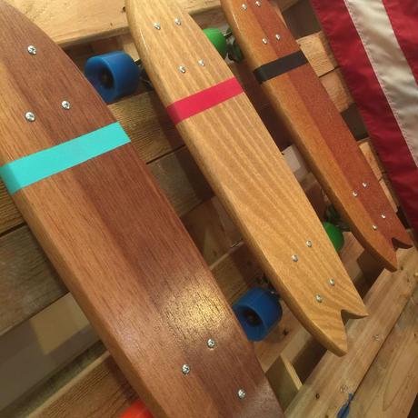 surfers mail/cruise woodskateboard