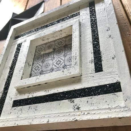 Square 天然石フレーム by unique8128