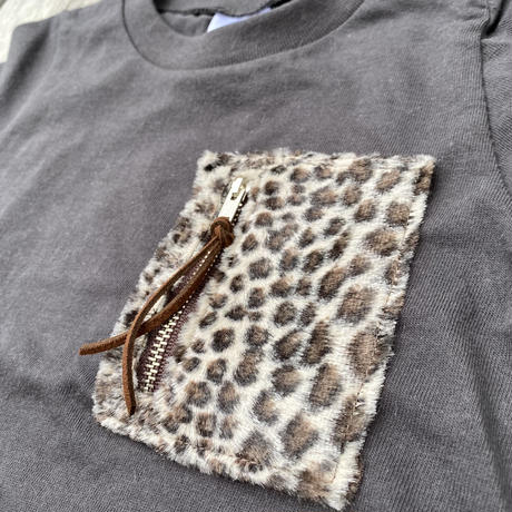 Leopard P- Tee by The Rollinfly