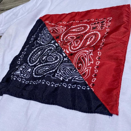 Bandanna Pocket Tee
