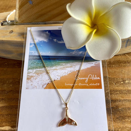 necklace by sunny aloha