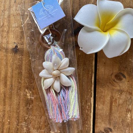 fringe key holder by  sunnyaloha