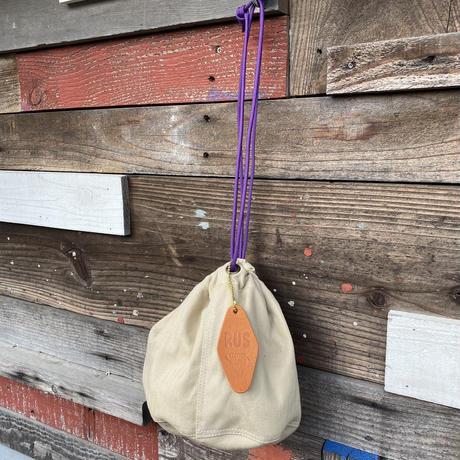 RUS巾着 byRUS   leather works