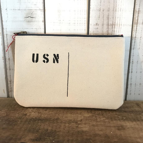 USNxWappen ポーチ bynico25